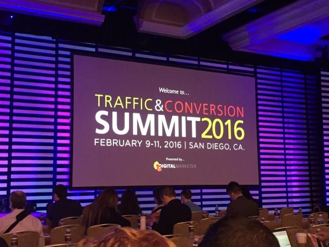 ארה״ב – כנס Traffic & Conversion – חלק א׳