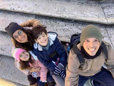 תובנות וטיפים מחופשה עם הילדים ברומא